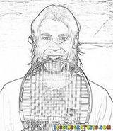 Imprimer le dessin en couleurs : Tennis, numéro 464753