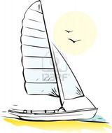Imprimer le dessin en couleurs : Bateau, numéro 118731