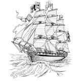 Imprimer le coloriage : Bateau, numéro 14912