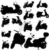 Imprimer le coloriage : Moto, numéro 113497