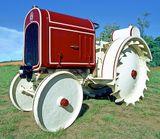 Imprimer le dessin en couleurs : Tracteur, numéro 117623