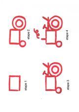 Imprimer le dessin en couleurs : Tracteur, numéro 136828