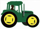 Imprimer le dessin en couleurs : Tracteur, numéro 136833