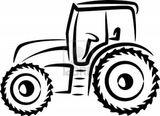 Imprimer le coloriage : Tracteur, numéro 16985
