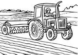 Imprimer le coloriage : Tracteur, numéro 759845