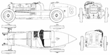 Imprimer le coloriage : Alfa Romeo, numéro 105422