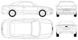 Imprimer le coloriage : Audi, numéro 105510