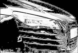 Imprimer le coloriage : Audi, numéro 105516