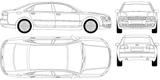 Imprimer le coloriage : Audi, numéro 105523