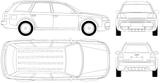 Imprimer le coloriage : Audi, numéro 105524