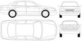 Imprimer le coloriage : Audi, numéro 105526