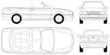 Imprimer le coloriage : Audi, numéro 105527