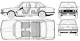 Imprimer le coloriage : BMW, numéro 105544