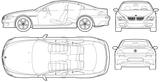 Imprimer le coloriage : BMW, numéro 105549