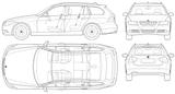 Imprimer le coloriage : BMW, numéro 105561