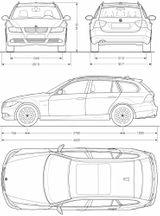 Imprimer le coloriage : BMW, numéro 105571