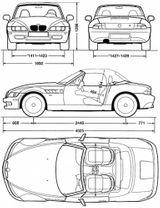 Imprimer le coloriage : BMW, numéro 105572