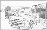 Imprimer le coloriage : Dodge, numéro 104684