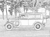 Imprimer le coloriage : Dodge, numéro 104685