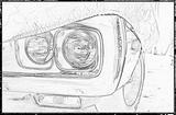 Imprimer le coloriage : Dodge, numéro 104694