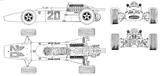 Imprimer le coloriage : Ferrari, numéro 105728