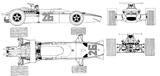 Imprimer le coloriage : Ferrari, numéro 105743