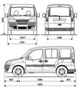 Imprimer le coloriage : Fiat, numéro 104733