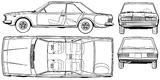 Imprimer le coloriage : Fiat, numéro 104736