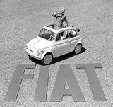 Imprimer le coloriage : Fiat, numéro 104739