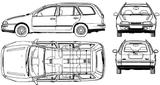 Imprimer le coloriage : Fiat, numéro 104742