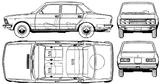 Imprimer le coloriage : Fiat, numéro 104744