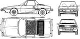 Imprimer le coloriage : Fiat, numéro 104751