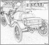 Imprimer le coloriage : Ford, numéro 104783