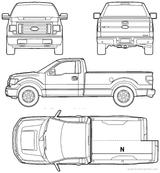 Imprimer le coloriage : Ford, numéro 104794