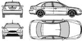 Imprimer le coloriage : Ford, numéro 114504