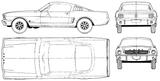 Imprimer le coloriage : Ford, numéro 114506