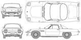 Imprimer le coloriage : Mazda, numéro 104990