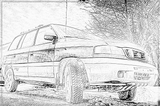 Imprimer le coloriage : Mazda, numéro 104991