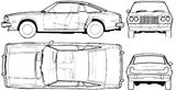 Imprimer le coloriage : Mazda, numéro 105003