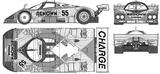 Imprimer le coloriage : Mazda, numéro 105012
