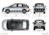 Imprimer le dessin en couleurs : Peugeot, numéro 109469