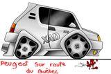 Imprimer le dessin en couleurs : Peugeot, numéro 109480