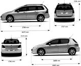 Imprimer le coloriage : Peugeot, numéro 125636