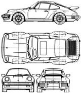 Imprimer le coloriage : Porsche, numéro 106184