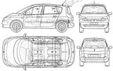 Imprimer le coloriage : Renault, numéro 105206