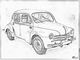 Imprimer le coloriage : Renault, numéro 105217