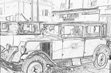 Imprimer le coloriage : Renault, numéro 105218