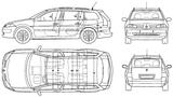 Imprimer le coloriage : Renault, numéro 105223