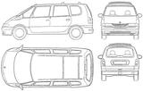 Imprimer le coloriage : Renault, numéro 105230