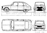 Imprimer le coloriage : Renault, numéro 105231